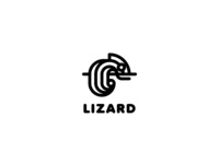 Lizard Logo - Day 127