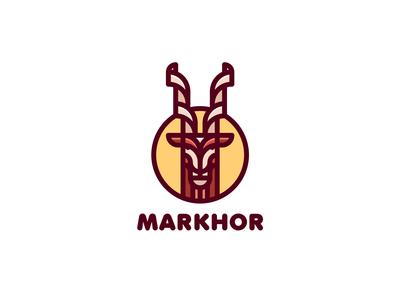 Markhor Logo
