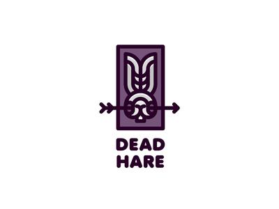 Dead Hare Logo