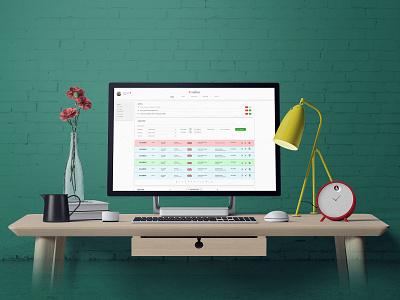 Dashboard ux dashboard design ui organizer dashboad