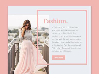Article fashion title article ui web