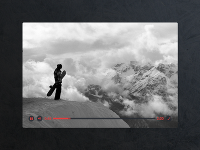 Video Player player video ui