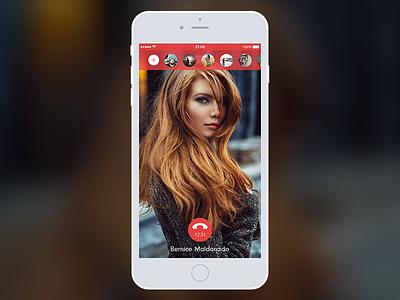 Conversation add conversation iphone phone dial ui