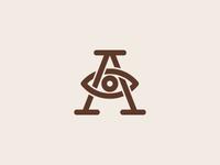 A Eye Monogram