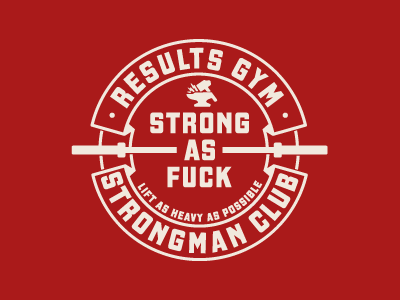 Results Gym - Strongman Club