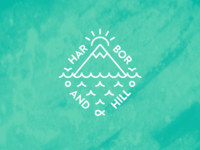 Harbor & Hill Logo