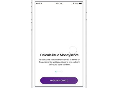Moneymour - Add Account