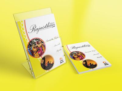 Rajasthan Tourism : Branding branding logo design graphic design vector illustration