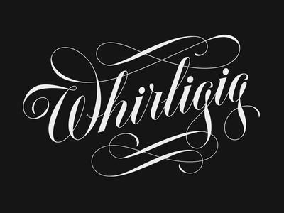 Whirligig Logotype