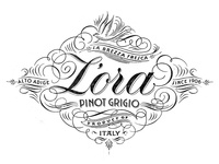 L'ora Wine Label
