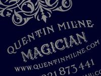 Magician Identity