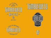 Tumbleweed Bicycle Co. Branding