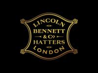 Lincoln Bennett Branding – Lock up