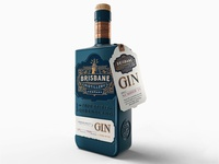 Brisbane Distillery Branding and Package – 1
