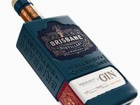 Brisbane Distillery Branding and Package – 2