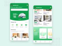 Home Exploration Mamikos App