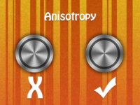 Anisotropy - Making The Odd Mistake