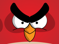 I Am Emote - Angry Birds - Little Red Bird