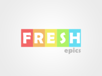 Fresh Epics Logo #1
