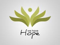 We Have Hope Logo