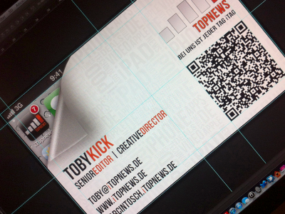 Itopnews businesscard