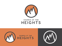 Church at the Heights final logo