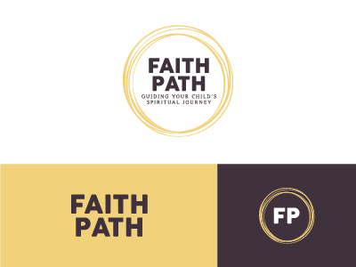 Faith Path logo church plant ministry ministry logo church logo church