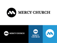 Mercy Church logo concept