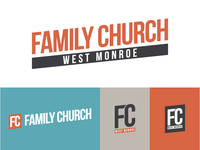 Family Church logo concept