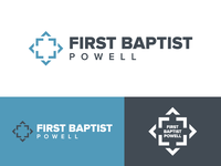 First Baptist Powell Logo