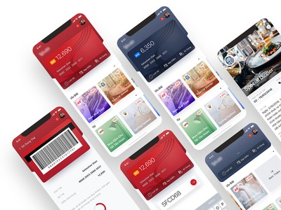 E-commerce Mobile UI