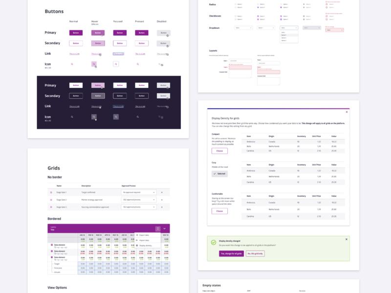 Design system ui design interaction design style guide design system