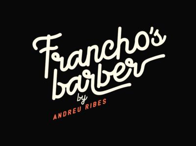 Logo for Francho's Barber