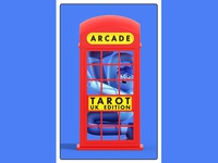 London Tarot Card - Cover