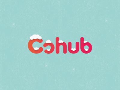 Cohub rebrand Xmas!