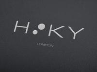 Hooky London Branding