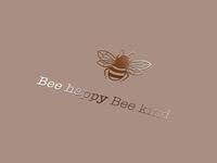 Bee Happy Bee Kind Branding