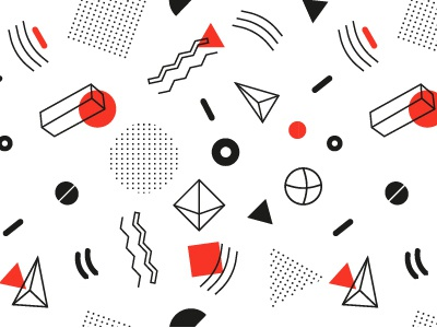 Retro pattern geometic pattern tileable seamless style retro design