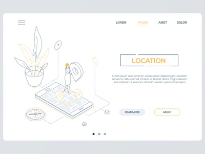 Boyko / Projects / Isometric design | Dribbble