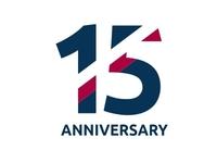 CTS 15th anniversary logo