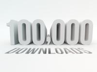 100,000 EDD Downloads