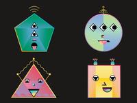Robot Faces