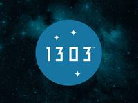 1303™ // Logo