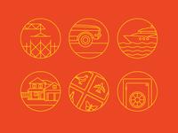 Insurances Icons