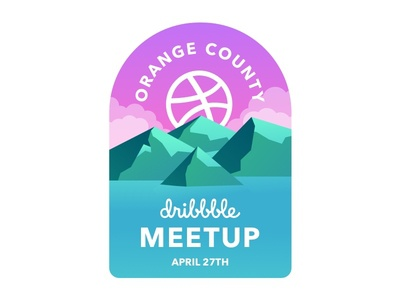 OC Dribbble Meetup - April 27th