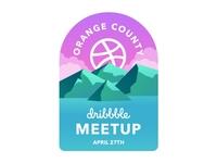 OC Dribbble Meetup - April 27th