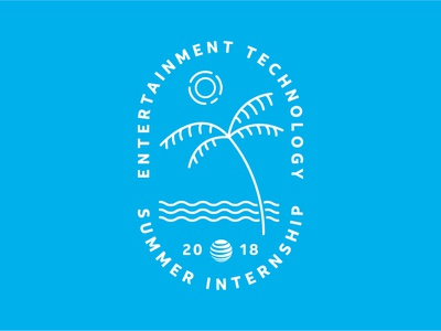 AT&T ET Summer Internship Badge