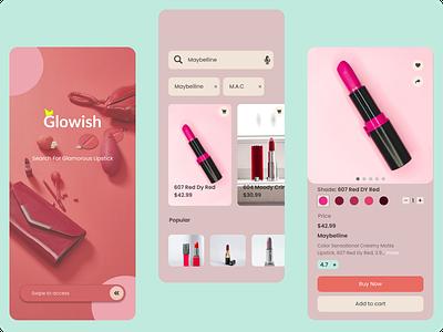 Mobile UI App Design.....