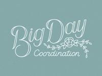 Big Day Coordination Logo