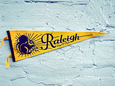 Raleigh Pennant